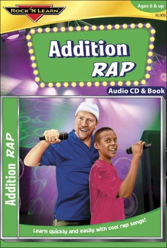 Addition Rap [With Book(s)]
