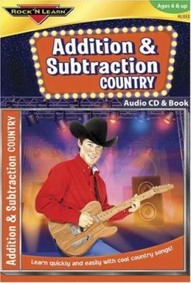Addition & Subtraction Country [With Book(s)] 9781878489333