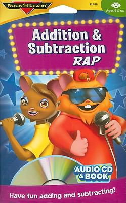 Addition & Subtraction Rap [With Paperback Book] 9781878489180