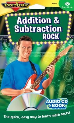Addition & Subtraction Rock [With Book(s)] 9781878489067