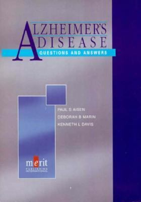 Alzheimer's Disease: Questions and Answers 9781873413364