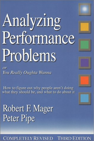Analyzing Performance Problems: Or You Really Oughta Wanna 9781879618176