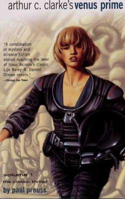 Arthur C. Clarke's Venus Prime 1 9781876963095