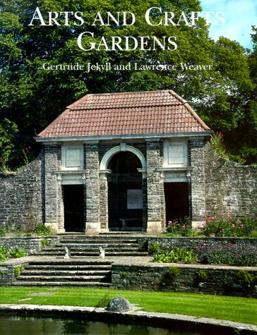 Arts and Crafts Gardens 9781870673167