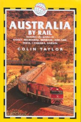Australia by Rail, 5th 9781873756812