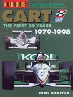 Autocourse Cart Official History: The First Twenty Years 9781874557142
