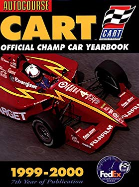 Autocourse Cart Official Yearbook, 1999-2000 9781874557449