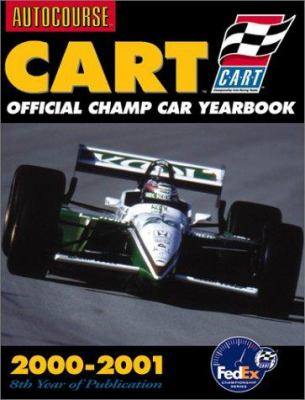 Autocourse Cart Official Yearbook 2000-2001 9781874557999
