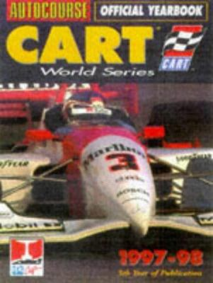Autocourse Cart World Series Official Yearbook 9781874557623