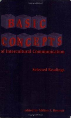 Basic Concepts of Intercultural Communication 9781877864629