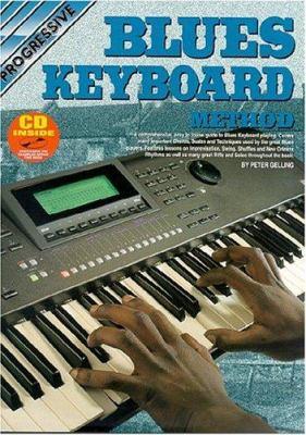 Blues Keyboard Method Bk/CD 9781875690619