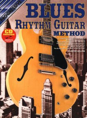 Blues Rhythm Guitar Method Bk/CD 9781875690596