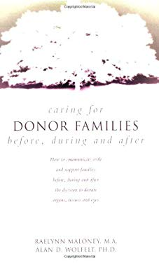 Caring for Donor Families: Before and After 9781879651227