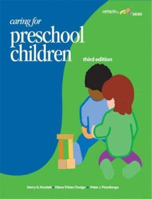 Caring for Preschool Children 9781879537750