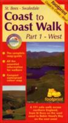 Coast to Coast Walk 9781871149630