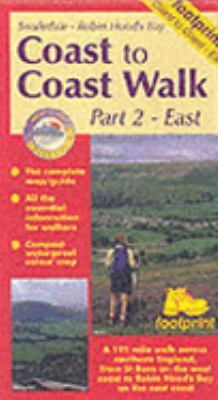 Coast to Coast Walk: Map and Guide 9781871149647