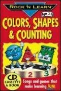 Colors, Shapes & Counting [With Book(s)] 9781878489326