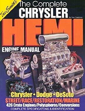 Complete Chrysler Hemi Engine Manual by Ron Ceridono