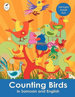 Counting Birds in Samoan and English 9781877547355
