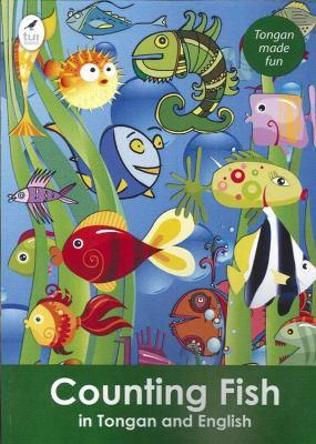 Counting Fish in Tongan and English 9781877547393