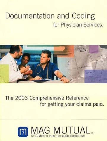 Documentation and Coding for Physician Services 9781879249455