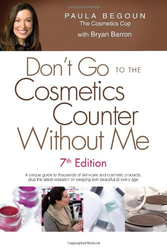 Don't Go to the Cosmetics Counter Without Me 9781877988325