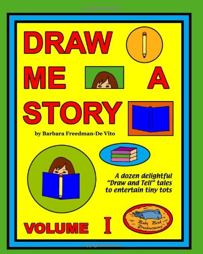 Draw Me a Story Volume I 9781877732010