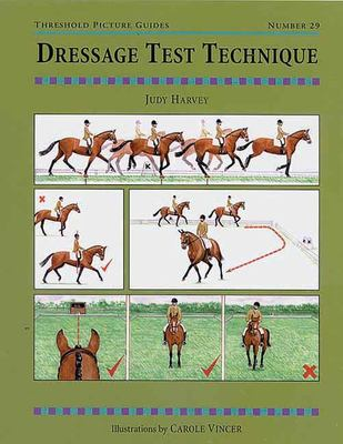 Dressage Test Technique 9781872082516