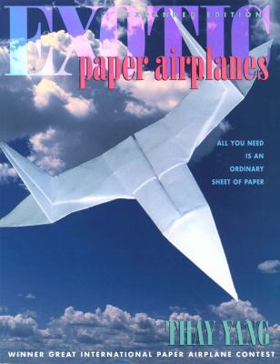 Exotic Paper Airplanes 9781879384361
