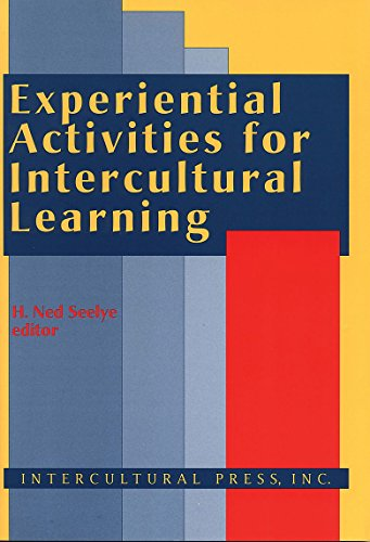 Experiential Activities for Intercultural Learning 9781877864339