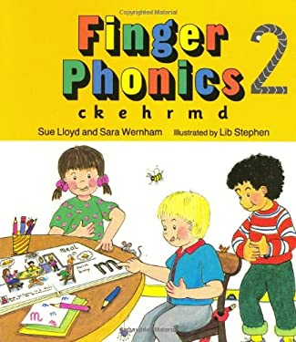 Finger Phonics 9781870946254