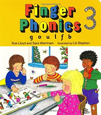 Finger Phonics 9781870946261
