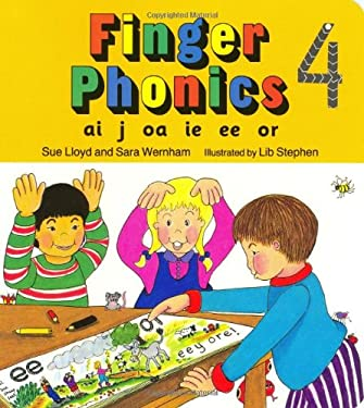 Finger Phonics 9781870946278