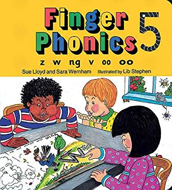 Finger Phonics 9781870946285