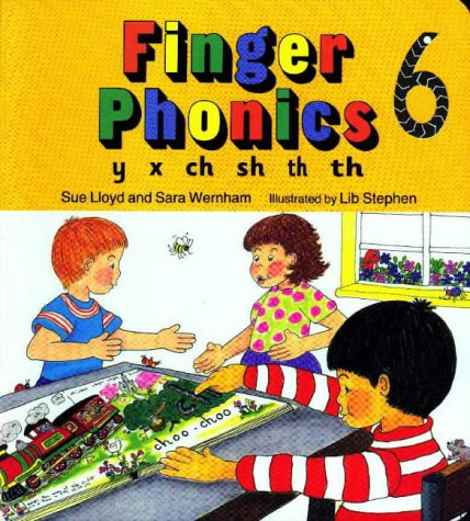 Finger Phonics 9781870946292