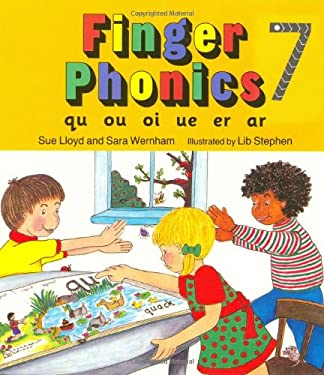 Finger Phonics 9781870946308
