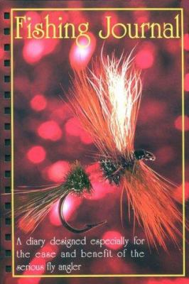 Fishing Journal 9781878175618