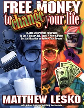 Free Money to Change Your Life 9781878346407