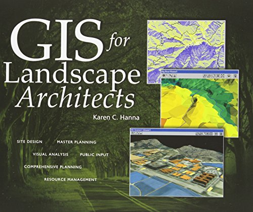 GIS for Landscape Architects 9781879102644