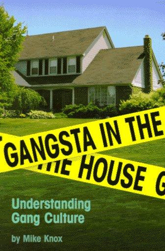 Gansta in the House: Understanding Gang Culture 9781879094468