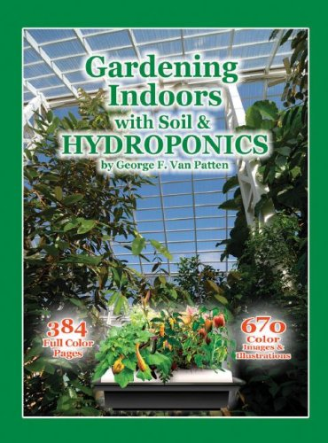 Gardening Indoors with Soil & Hydroponics 9781878823328