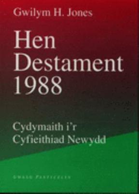 Hen Destament 1988: Cydymaith I'r Cyfieithiad Newydd 9781874786375