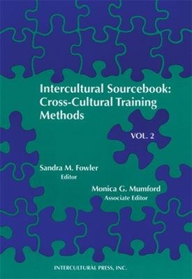 Intercultural Sourcebook, Vol 2: Cross-Cultural Training Methods 9781877864643