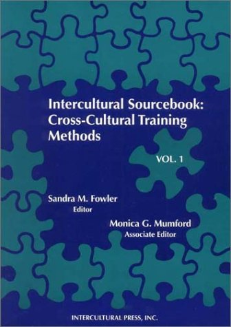 Intercultural Sourcebook, Vol 1: Cross-Cultural Training Methods 9781877864292