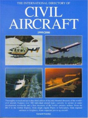International Directory of Civil Aircraft 9781875671427