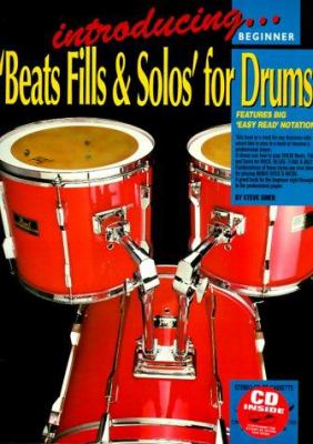 Introducing 'Beats Fills & Solos' for Drums Bk/CD 9781875726059
