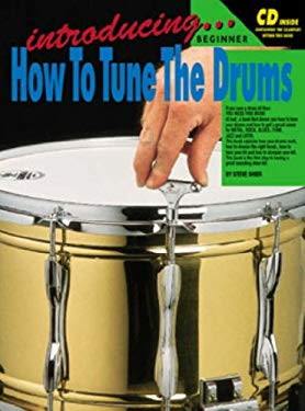 Introducing How to Tune Drums Bk/CD