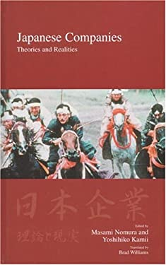 Japanese Companies: Theories and Realities 9781876843618
