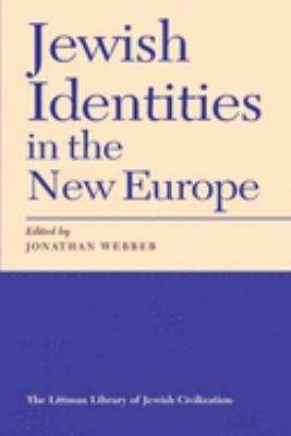 Jewish Identities in the New Europe 9781874774150