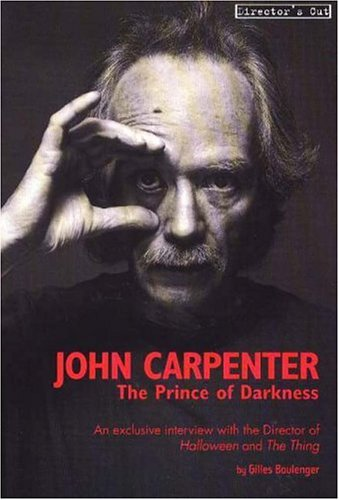 John Carpenter: The Prince of Darkness 9781879505674